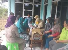 Ket Foto: Kegiatan Pelayanan Kesehatan Gratis DPRA PKS Lampung Timur