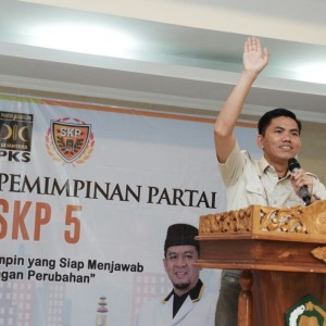 Ade Utami Ibnu Sekretaris Umum DPW PKS Lampung.