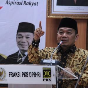 Jazuli Juwaini Ketua FPKS DPR RI